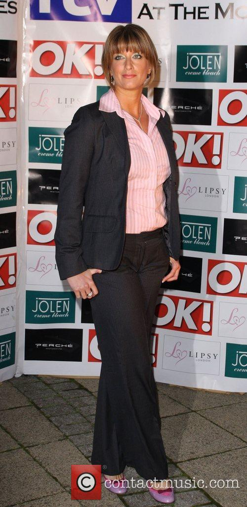 Caroline Feraday Launch of 'ITV at the Movies'...