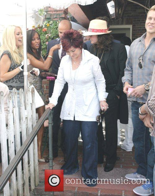 Heidi Montag, Sharon Osbourne and Spencer Pratt 3