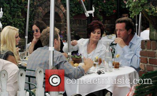 Heidi Montag, Ozzy Osbourne, Sharon Osbourne and Spencer Pratt 4