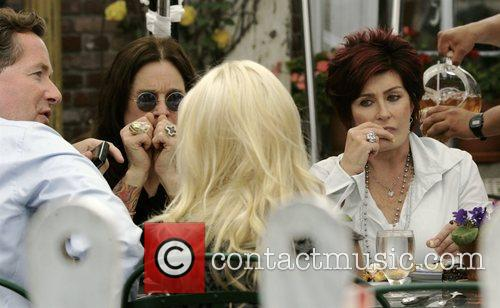 Piers Morgan, Ozzy Osbourne, Heidi Montag and Sharon...