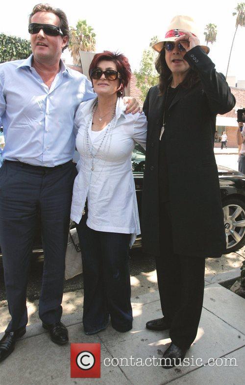 Piers Morgan, Ozzy Osbourne and Sharon Osbourne 1