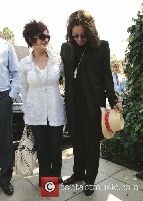 Sharon Osbourne and Ozzy Osbourne 9