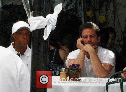 Russell Simmons and Brett Ratner 11