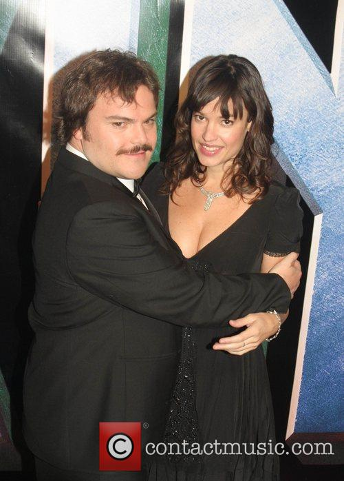 Jack Black and Angelina Jolie 2