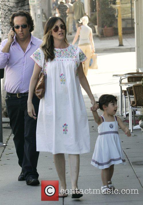 Adam Sandler's wife Jackie Sandler is looking radiant...