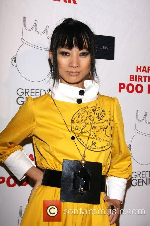 Bai Ling and Mtv 2