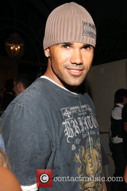 Shemar Moore and Mtv 7