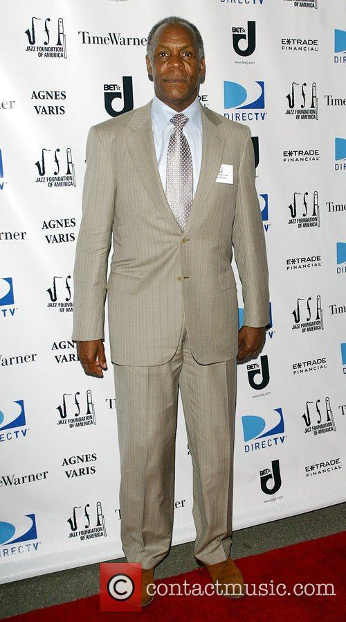 Danny Glover at the The Jazz Foundation of...