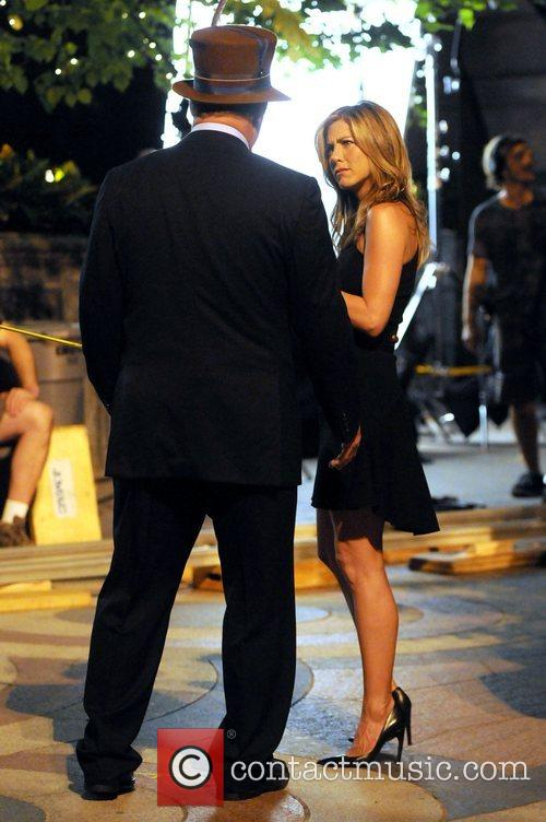 Alec Baldwin and Jennifer Aniston 2