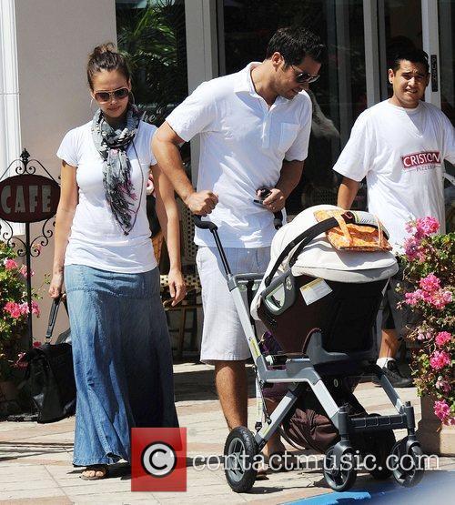 Jessica Alba and husband Cash Warren 15