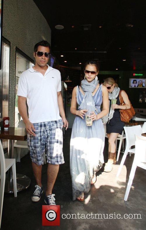 Jessica Alba and husband Cash Warren 1