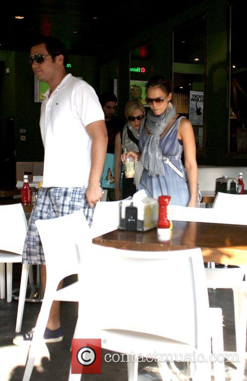 Jessica Alba and husband Cash Warren 9