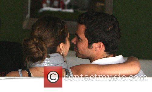 Jessica Alba and husband Cash Warren 16