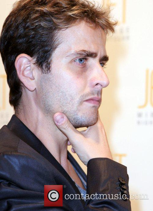 Joey McIntyre at JET Nightclub at The Mirage...
