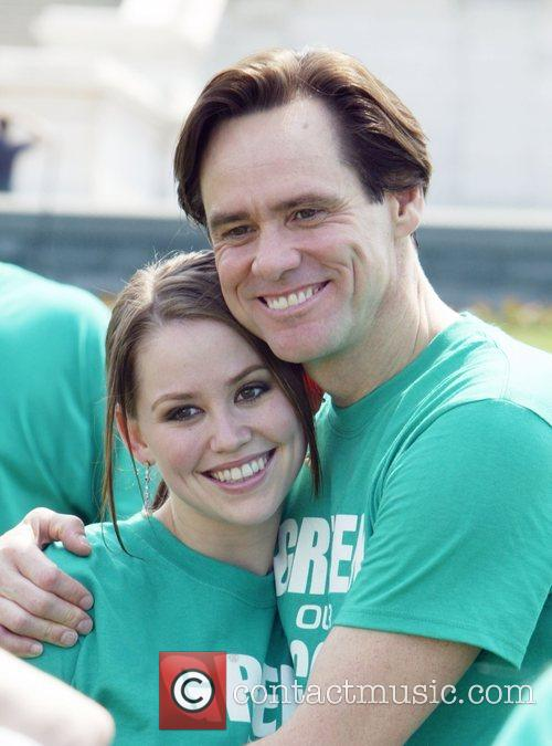 Jane Carrey and Jim Carrey 7