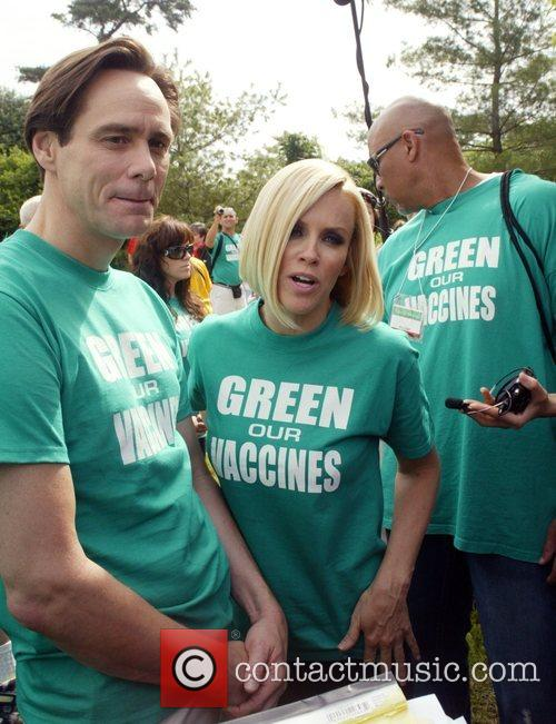 Jim Carrey and Jenny Mccarthy 11