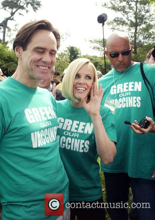 Jim Carrey and Jenny Mccarthy 1
