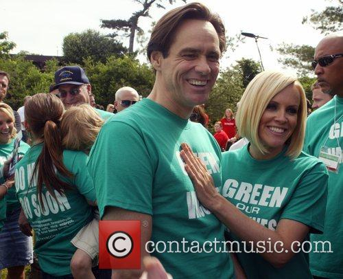 Jim Carrey and Jenny Mccarthy 7