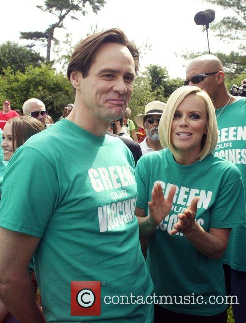Jim Carrey and Jenny Mccarthy 9
