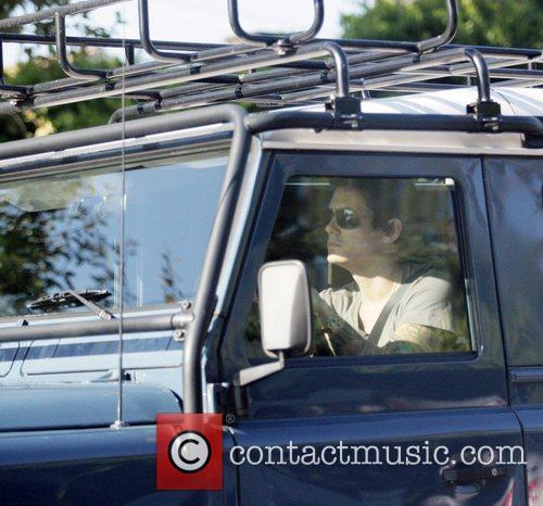 John Mayer and Jennifer Aniston 7
