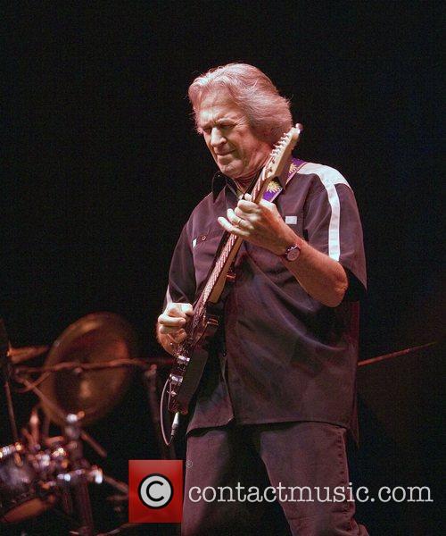 Jazz Fusion Guitarist, John McLaughlin (aka Mahavishnu John...