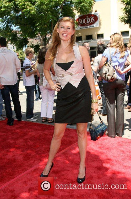 Connie Britton Arrivals at the 'Journey to the...