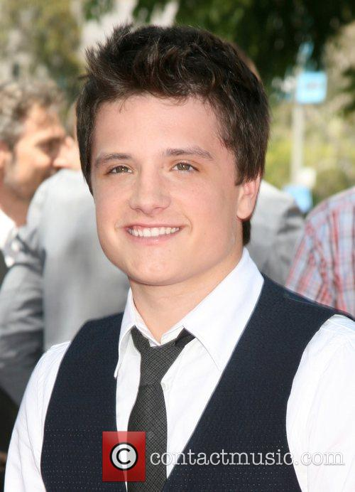 Josh Hutcherson Arrivals at the 'Journey to the...