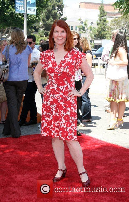 Kate Flannery Arrivals at the 'Journey to the...