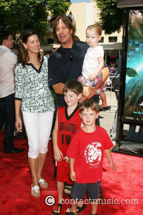 Kevin Sorbo & Family Arrivals at the 'Journey...