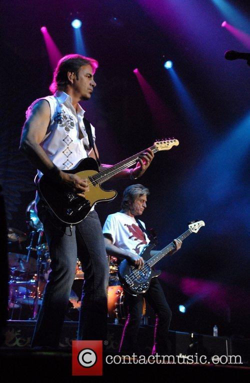 Jonathan Cain and Ross Valory