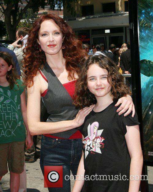 Amy Yasbeck and guest Arrivals at the 'Journey...