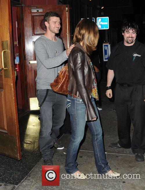 Leaving the Comedy Club in West Hollywood