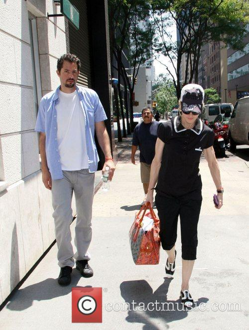 Madonna and Guy Oseary 3