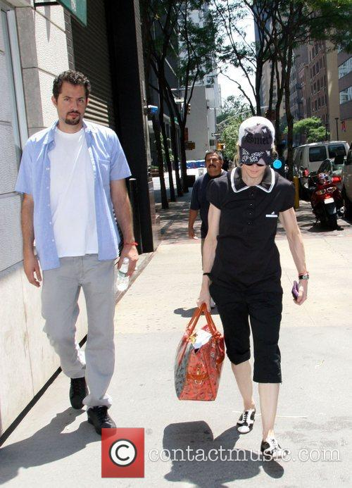 Madonna and Guy Oseary 7