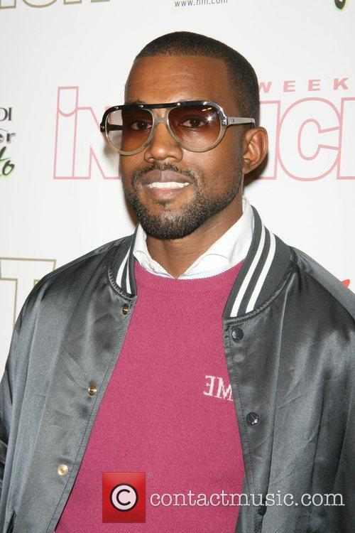 Kanye West appears in a spoof advert on...