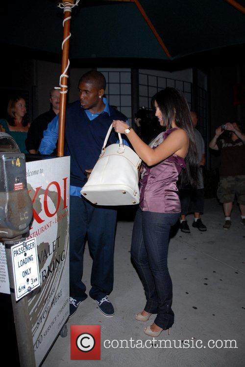 Reggie bush leaving koi restaurant 15 pictures for Koi restaurant los angeles