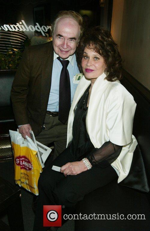 Joe Franklin and Karen Black