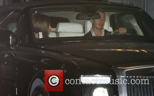 Victoria Beckham, David Beckham and Kate Beckinsale 2