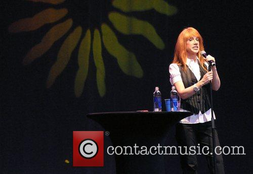 Kathy Griffin comedian performing at the Hard Rock...