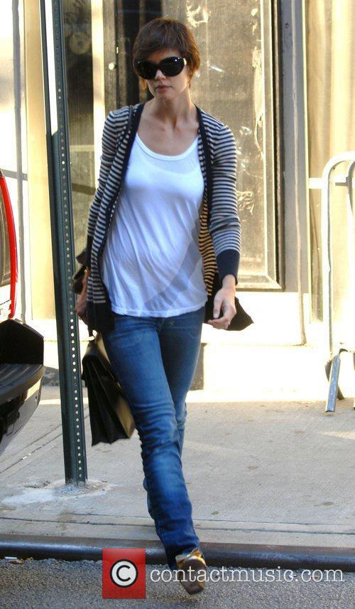 Departs rehearsals for her Broadway debut in 'All...
