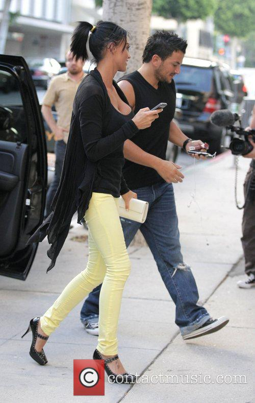 Katie Price and Husband Peter Andre 3