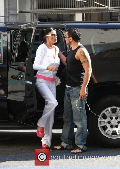Katie Price and Husband Peter Andre 11