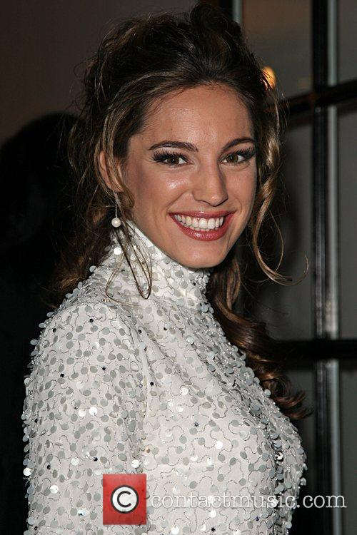 Kelly Brook at the opening of Rouge
