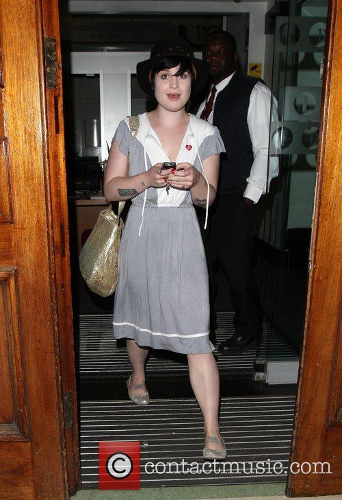 Kelly Osbourne leaving Radio 1 after presenting her...