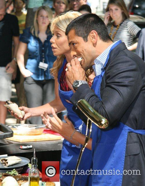 Kelly Ripa and Abc 6
