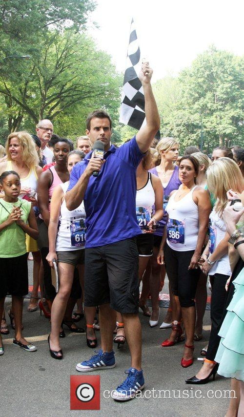 Cameron Mathison, Central Park