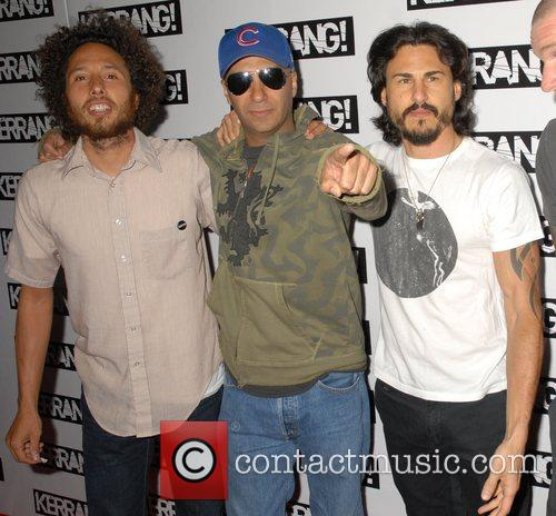 Tom Morello and Rage Against The Machine