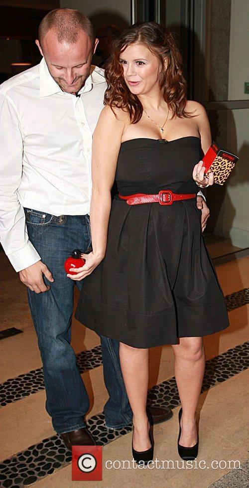 Kerry Katona and Husband Mark Croft 2