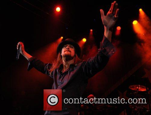 Kid Rock performs at the Shepherd's Bush Empire...