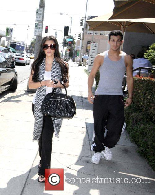 Kim Kardashian and Her Dance Partner Mark Ballas 5
